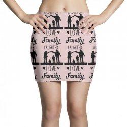 love family laughter Mini Skirts   Artistshot