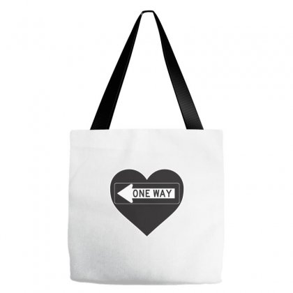 One Way Love 2 Tote Bags Designed By Oz