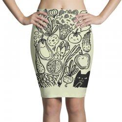 funny vegetables Pencil Skirts | Artistshot
