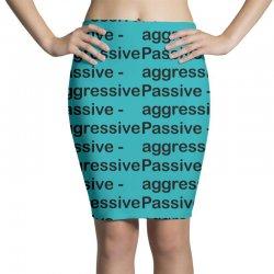 Passive Aggressive Pencil Skirts   Artistshot