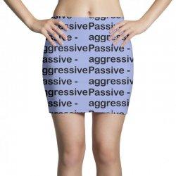 Passive Aggressive Mini Skirts   Artistshot