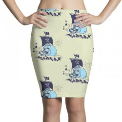 musical ship Pencil Skirts | Artistshot