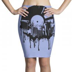 music city Pencil Skirts   Artistshot