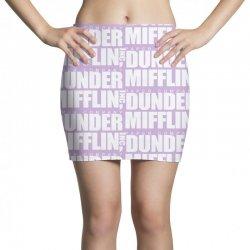 dunder mifflin Mini Skirts | Artistshot