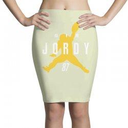 air jordy green bay packers jordy nelson Pencil Skirts   Artistshot