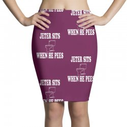 funny anti jeter Pencil Skirts | Artistshot