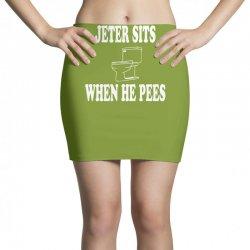 funny anti jeter Mini Skirts   Artistshot