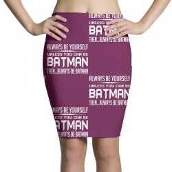 funny batman Pencil Skirts | Artistshot