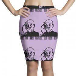 geek borg Pencil Skirts | Artistshot