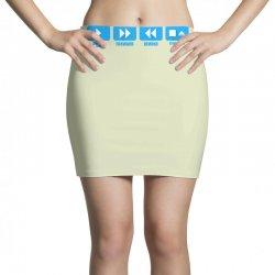 music freak cd player Mini Skirts | Artistshot
