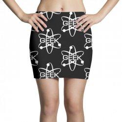 geek atom Mini Skirts   Artistshot
