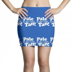 pale is the new tan! Mini Skirts | Artistshot