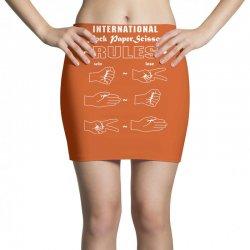 rock paper scissor international Mini Skirts | Artistshot
