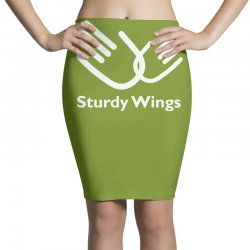 sturdy wings Pencil Skirts | Artistshot