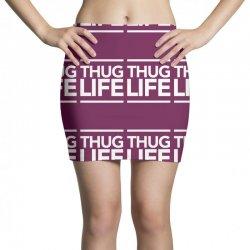 thug life Mini Skirts   Artistshot
