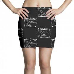 trainee exorcist Mini Skirts | Artistshot