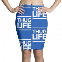 thug life Pencil Skirts | Artistshot