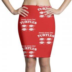 turtles heroes Pencil Skirts | Artistshot