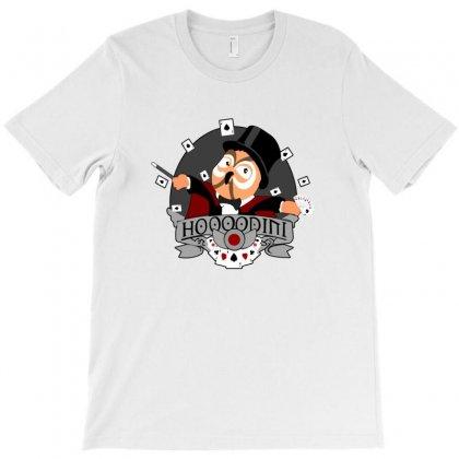 Hoodini Vanoss Gaming T-shirt Designed By Wisnuta1979