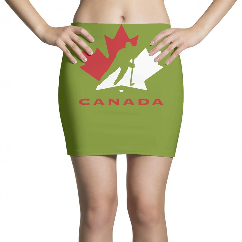 Hockey Canada Mini Skirts | Artistshot