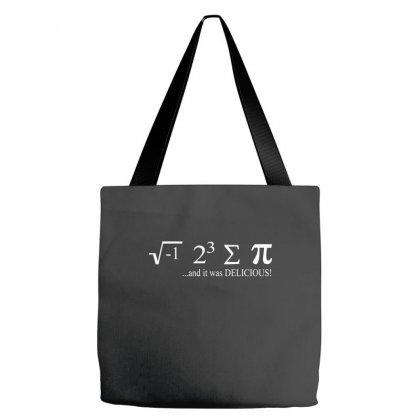 It Was Delicious Tote Bags Designed By Wisnuta1979