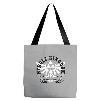 Hyrule Kingdom Tote Bags Designed By Wisnuta1979