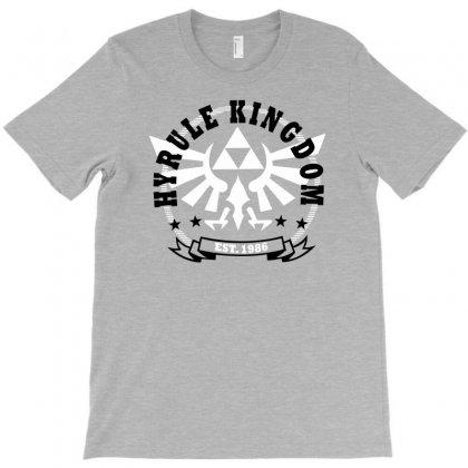 Hyrule Kingdom T-shirt Designed By Wisnuta1979