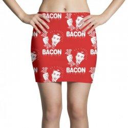 love bacont fun ny Mini Skirts | Artistshot