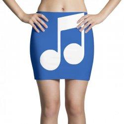 music note Mini Skirts | Artistshot