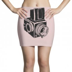 hasselblad vintage camera Mini Skirts | Artistshot