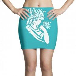 virgo zodiac Mini Skirts | Artistshot