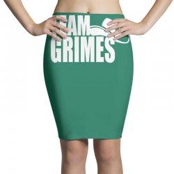 team grimes walking dead Pencil Skirts | Artistshot
