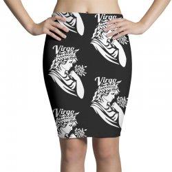 virgo zodiac Pencil Skirts | Artistshot