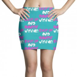 shut up dance with me Mini Skirts | Artistshot