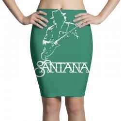 carlos santana Pencil Skirts | Artistshot