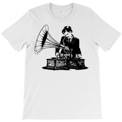 Old School Music T-shirt Designed By Sbm052017