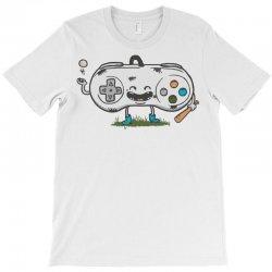 old school gamer 2 T-Shirt | Artistshot