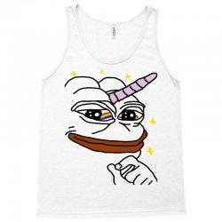 unicorn pepe the frog Tank Top   Artistshot