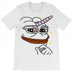 unicorn pepe the frog T-Shirt   Artistshot