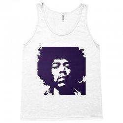 Jimi Hendrix Classic Tank Top   Artistshot