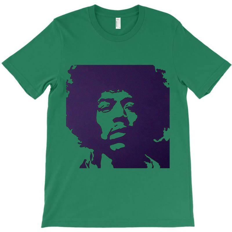 Jimi Hendrix Classic T-shirt   Artistshot