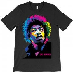 jimi hendrx Designed T-Shirt | Artistshot
