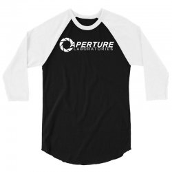 aperture laboratories 3/4 Sleeve Shirt | Artistshot