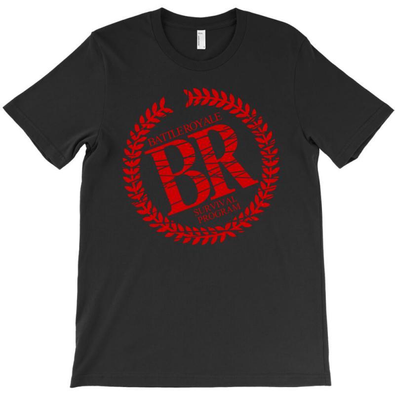 Battle Royale Survival Program Japanese Horror Movie T Shirt T-shirt   Artistshot