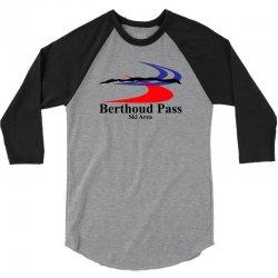 berthoud pass ski area 3/4 Sleeve Shirt | Artistshot
