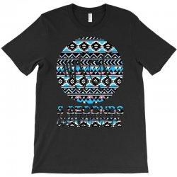 5sos five seconds of summer logo circle aztec tribal adult T-Shirt | Artistshot