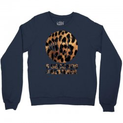5sos five seconds of summer logo cheetah Crewneck Sweatshirt | Artistshot