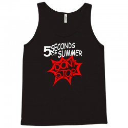 5sos don't stop five seconds of summer band Tank Top | Artistshot