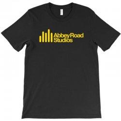 abbey road studios main logo T-Shirt   Artistshot