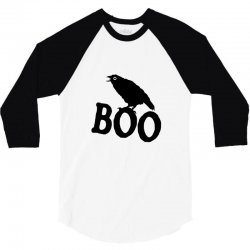 boo and crow 3/4 Sleeve Shirt | Artistshot